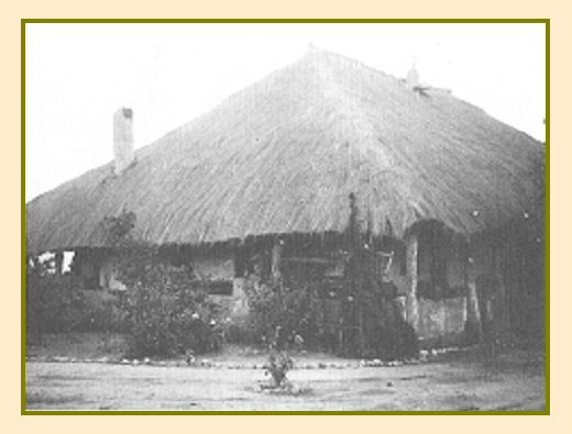 Susie Brucks' Home at Kafumba