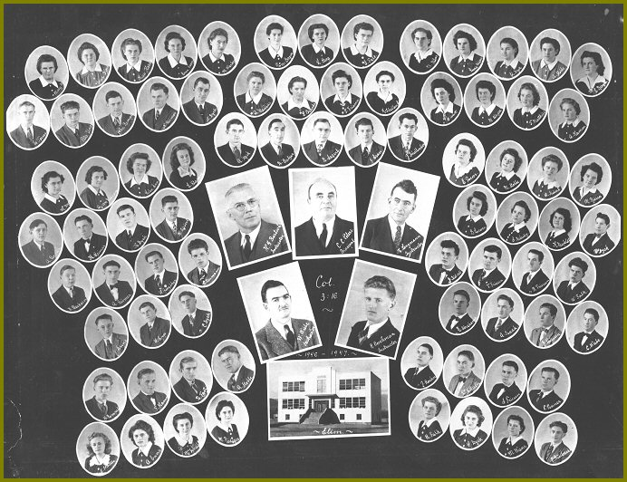 Yarrow Elim Bible School 1946-47