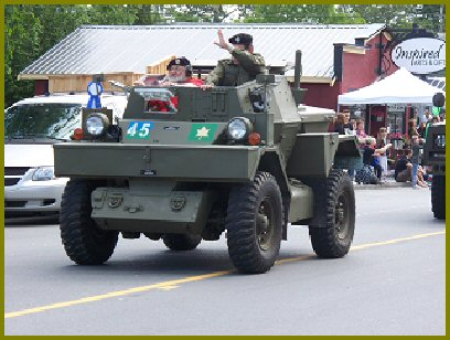 Canadian Military Vehicles